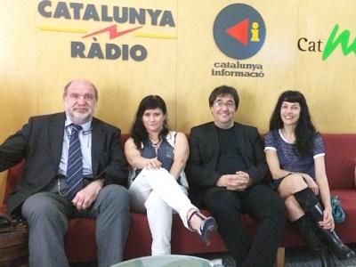Ara a Catalunya Ràdio sexe i música amb Joan Capafons, Mati Segura, Antoni Bulbena i Adolf Tobeña a #Miliunanits
