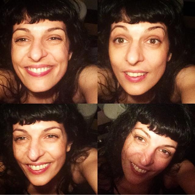 roser amills selfies cuatro sonrisa