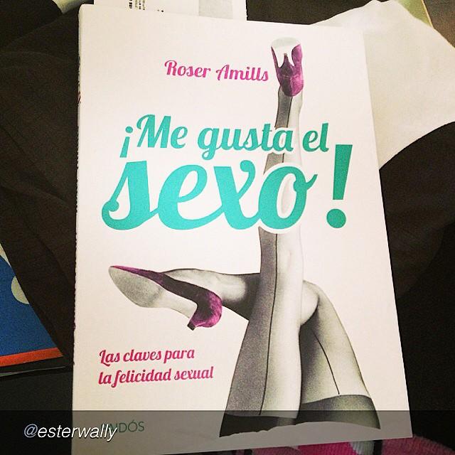Te estoy amando locamente y #megustaelsexo ya en las librerías de todo el país!!! ;))