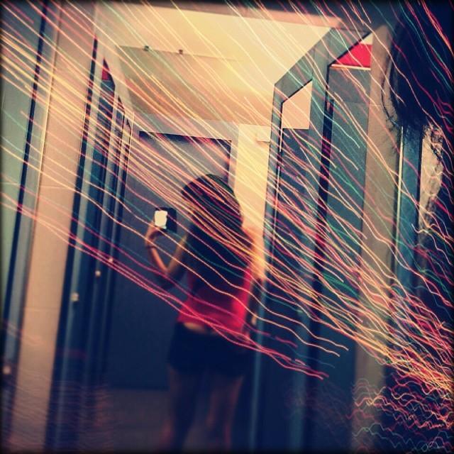 Luces de colores #amillspublicwc