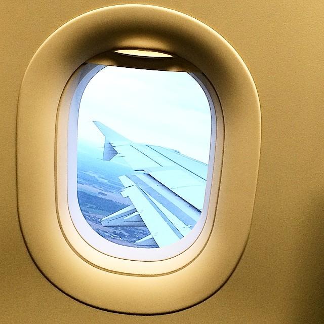 ventanilla avion
