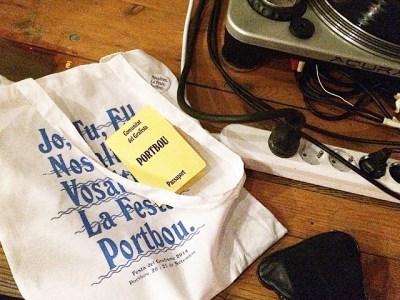 Ja tinc passaport de Portbou #fdg2014 ;))