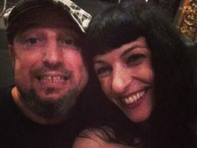 Con Oscar @guayabero la fiesta es más ;))