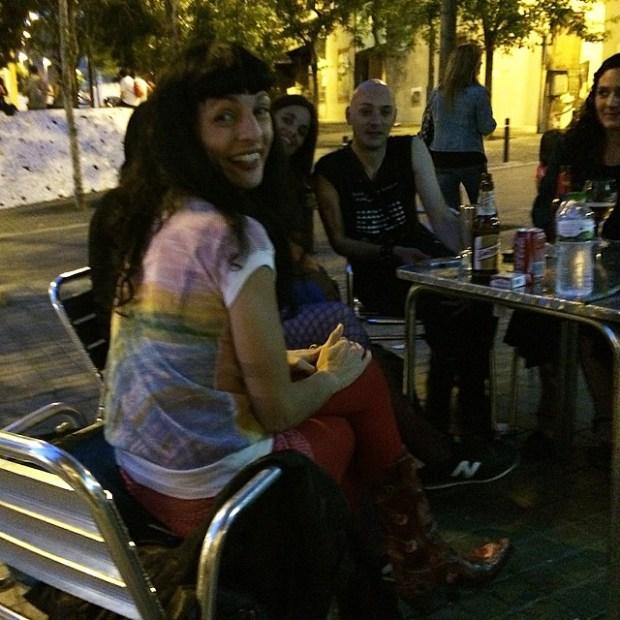 roser amills festival ciber punk barcelona