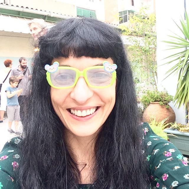 roser amills gafas amarillas infantiles