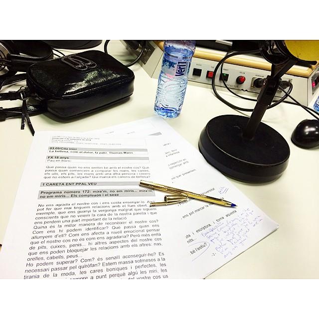 El #miliunanits d'ahir a Catalunya Ràdio el teniu a http://ift.tt/1o0vjUQ ;))