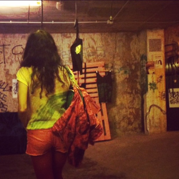 roser amills primer festival cyberpunk barcelona 1