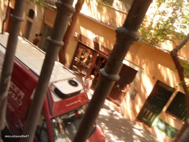 carrer verdi balcon roser amills