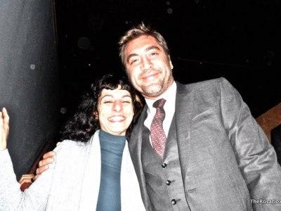 Mi foto con… Javier Bardem