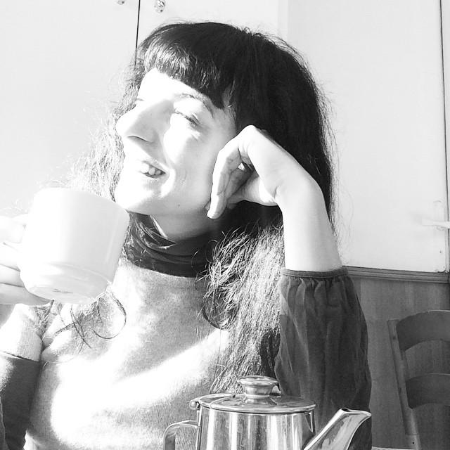 Roser Amills foto desayuno