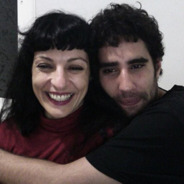 Roser Amills con Marc Alberola