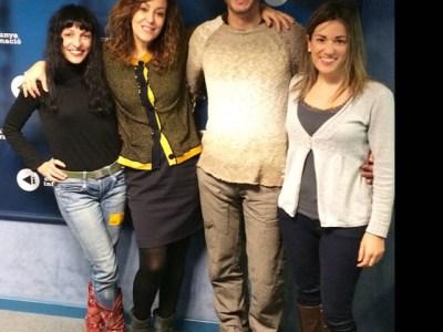Catalunya Ràdio | parlem d'#slowsex, ho heu tastat? Amb Emma Ribas, Dani Borrell de Quantum i I. Tebé de Sex Academy BCN