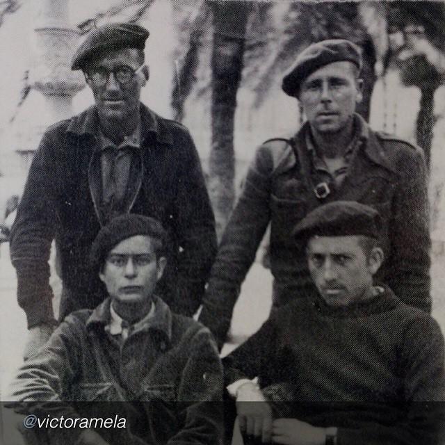 """Víctor Amela: """"¿Alguien tiene información sobre estos hombres? Mayo 1939, penal de Cádiz"""""""