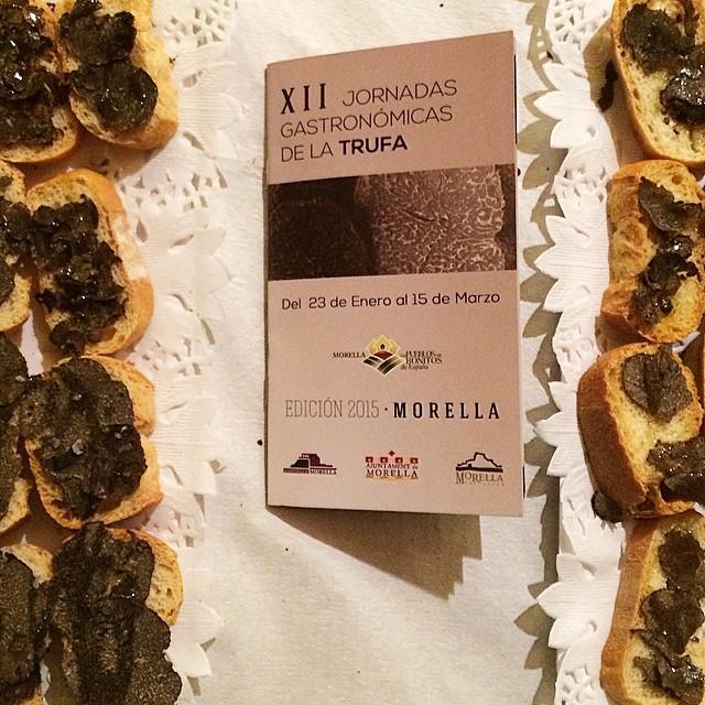 Us agrada la trufa? Doncs heu de tastar #trufamorella ;))