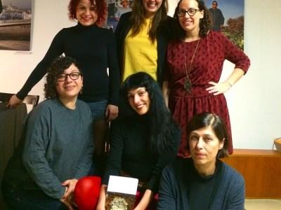 Ara, dones poetes mallorquines expatriades a l'Espai Mallorca #ambaccentalaneutra :))