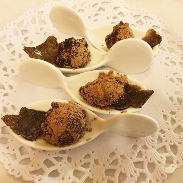 Voleu bombonets de trufa? #trufamorella :))