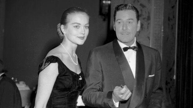 Beautiful Couple - Patrice Wymore and Errol Flynn en mallorca