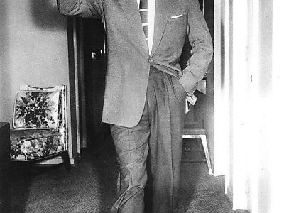Errol Flynn, un encantador gamberro