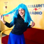 Roser Amills catalunya radio pelo azul