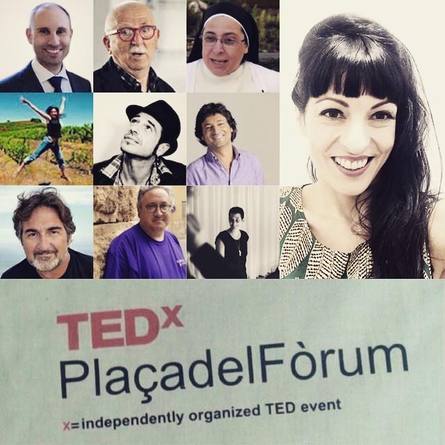 Va ser el primer TEDx que s'ha fet a Tarragona i també el primer meu, aquí teniu un tast i ben aviat... el vídeo #tedxpdf ;))