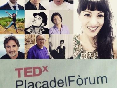 Aquests som alguns dels conferenciants que participarem en el proper TEDxPlaçadelFòrum 2015 – conseqüència positiva