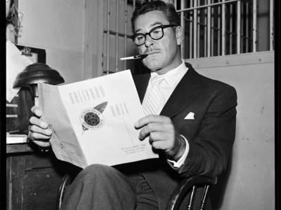 Errol Flynn y sus problemas con la ley, 1957