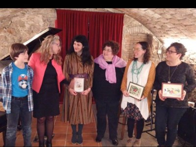 Recital 'Amb accent a la neutra', a Sant Feliu de Llobregat