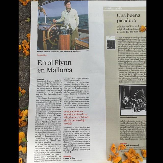 George Sanders y Zsa Zsa Gabor también estaban en Mallorca en los años 50, léelo todo en 'El ecuador de Ulises'