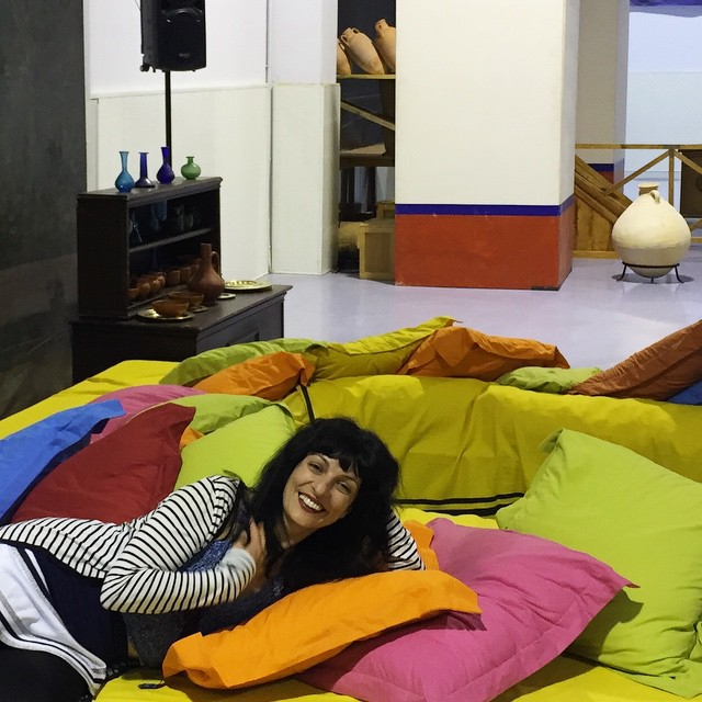 Sueño después de la #bacanalia : los libros son esquejes cerebrales :))