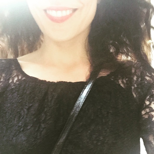 Con mi petite robe noire nos vamos de paseo ;)) Luego os cuento
