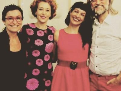 Aquí os dejo esta foto de grupo de la presentación de ayer en Mallorca de #elecuadordeulises :))