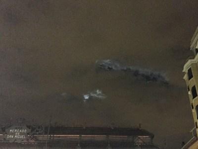 Nubes #sinfiltros sobre el mercado, ahora