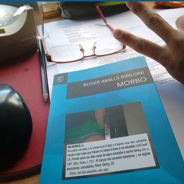 Gràcies lectors i lectores de #morbo 😊
