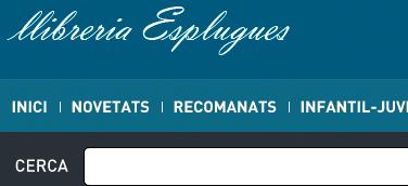 Buy Now: Llibreria Esplugues
