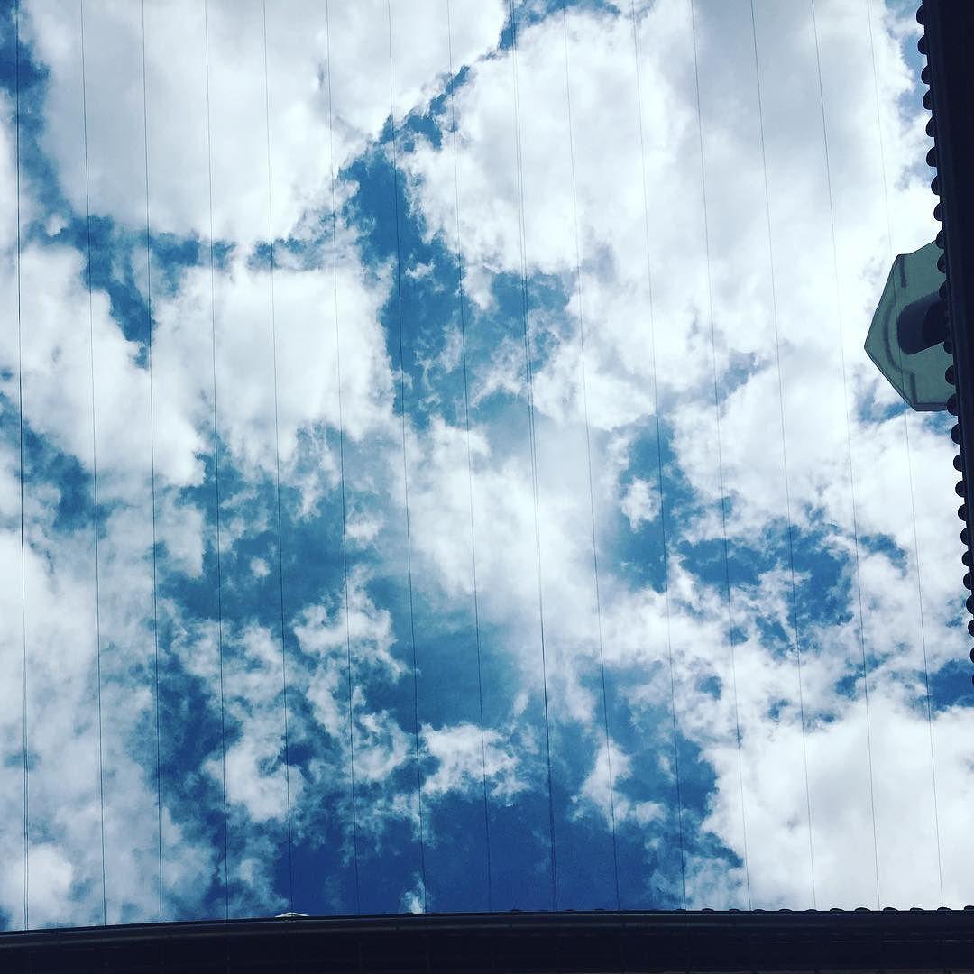 Se nos ha puesto bonito el cielo :))