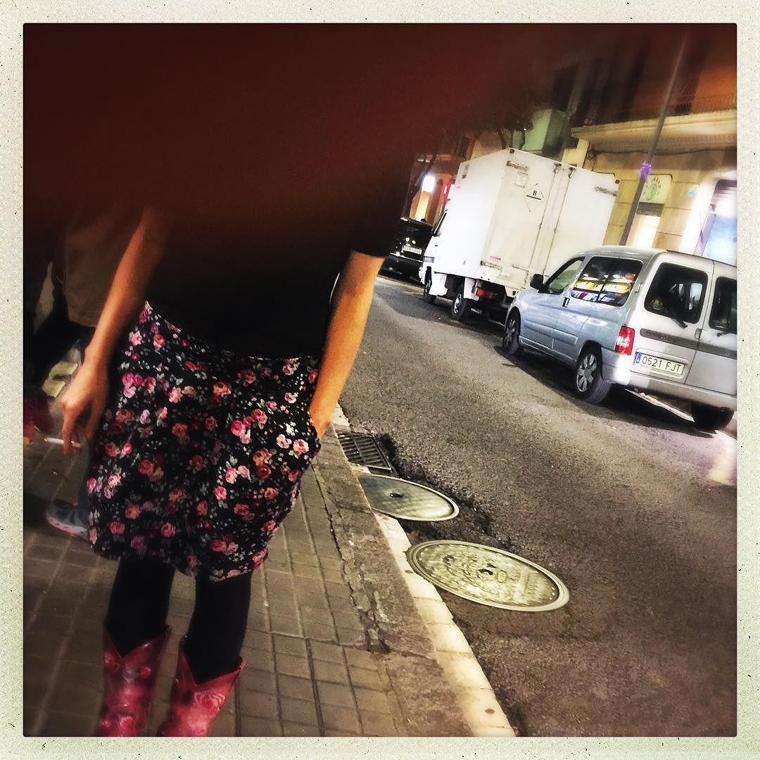 Ahora ya sé que lo que mola es la #falda ;))