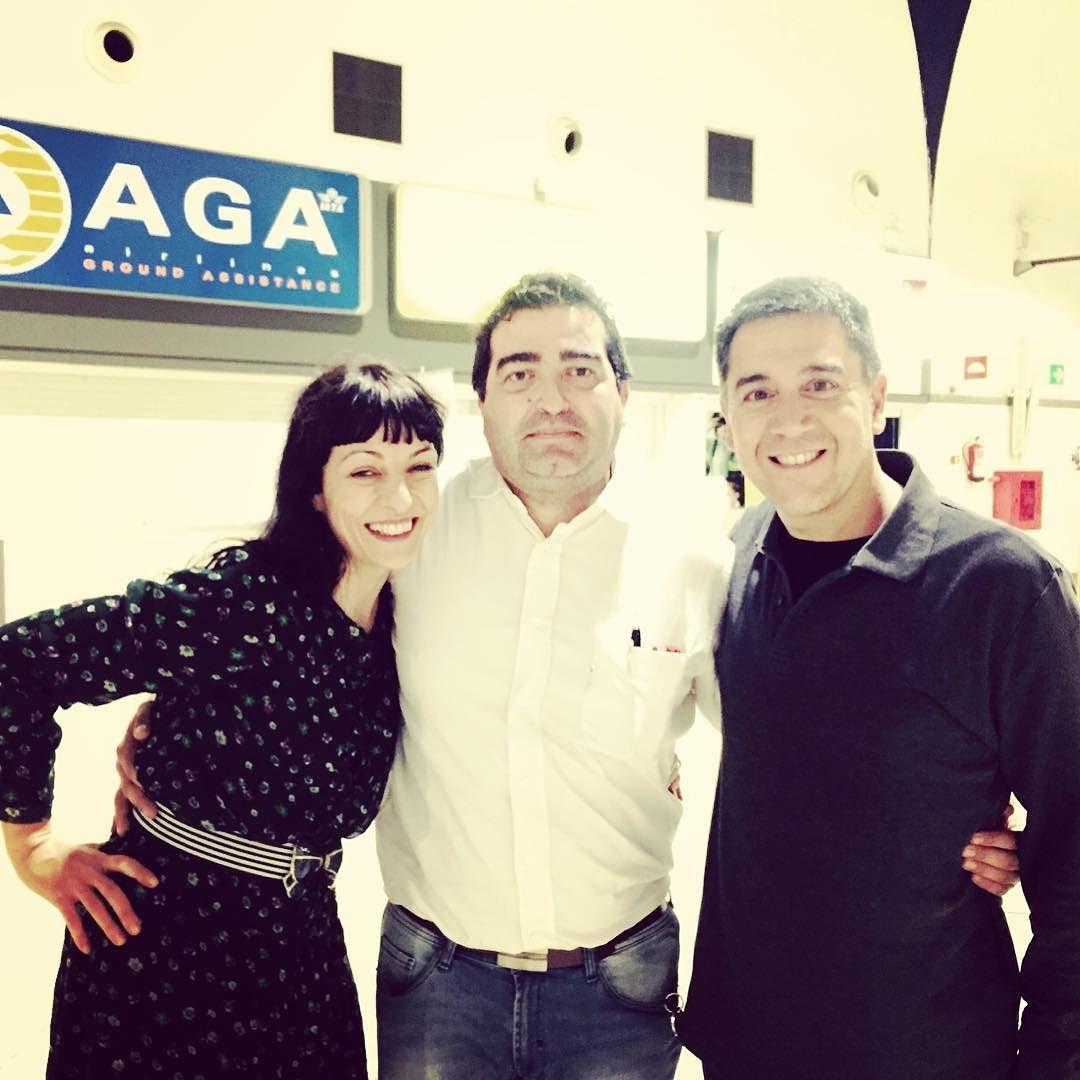 Hace unas horas nos despedimos de Manuel Sánchez Sevilla y ya se le echa de menos!! @ecijajornadas