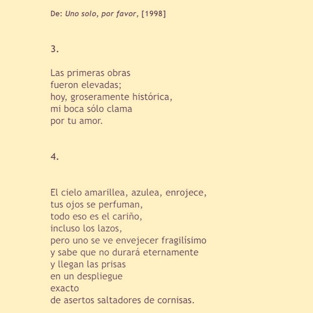 Algunos de mis poemas de 1998 ;)) #unosoloporfavor