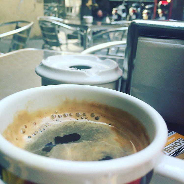 «Un matemático es un dispositivo que convierte café en teoremas» Alfréd Rényi