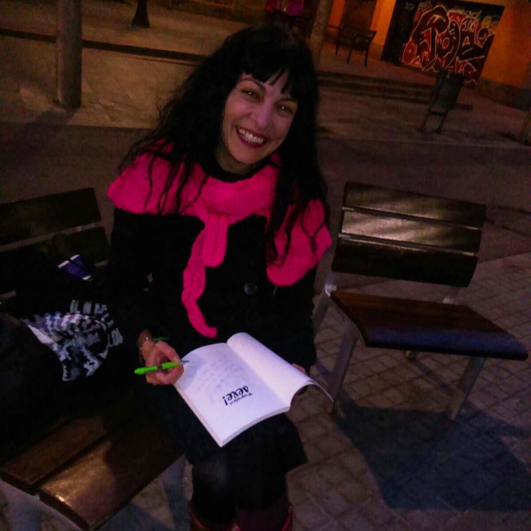 Ha estat un plaer dedicar #magradaelsexe ;)) #felicitatsexual #alegriasexual #lecturanocturna