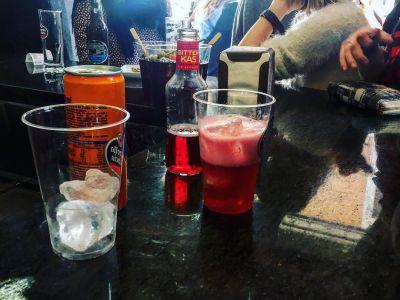 Los #aperitivos en el @bar_pietro son la bomba: #unnoparar ;))