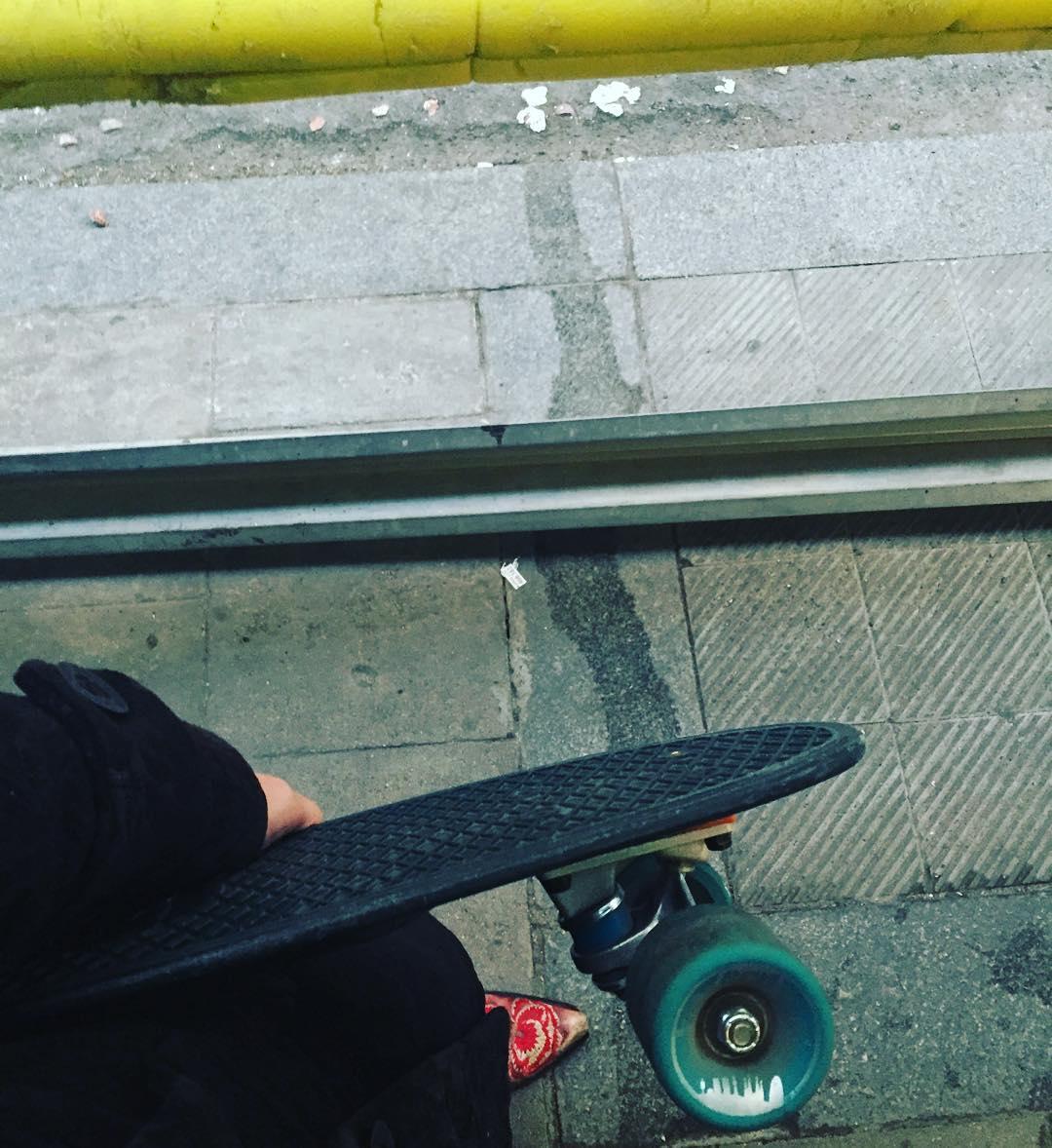 Días de #skate :))