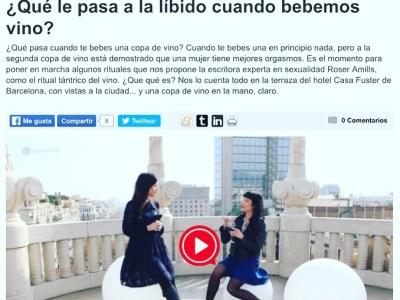 La hemos liado en #cocinatis y tienes que verlo: @condelaura es la mejor!!!