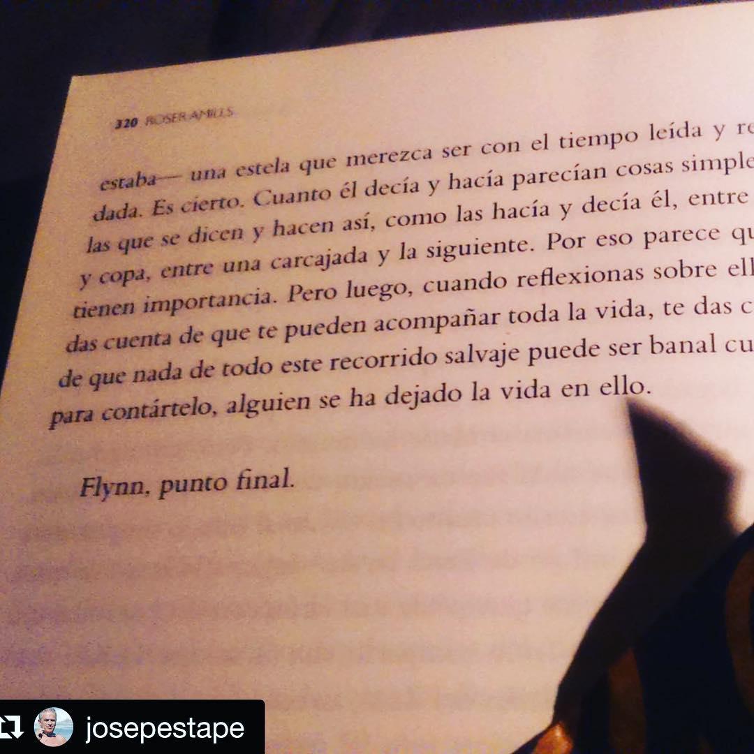 """@josepestape : """"El ecuador de Ulises, un llibre que m'ha aportat frescor i te originalitat"""""""