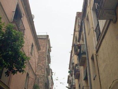 Los días de lluvia el cielo se llena de luz