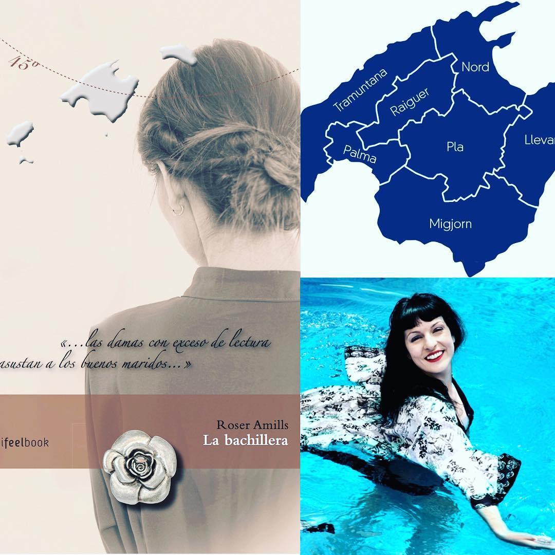 Del 3 al 5 de junio estaré en Mallorca para firmar ejemplares de Nos vemos? @ifbeditors