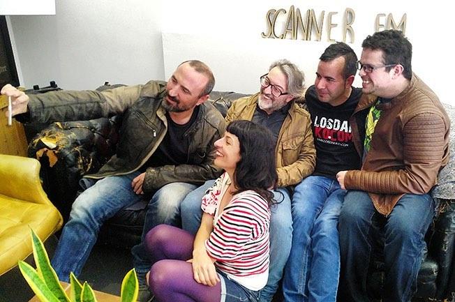 Esta semana en scannerFM entrevistamos al director, guionista y productor de cine y tv Pau Freixas