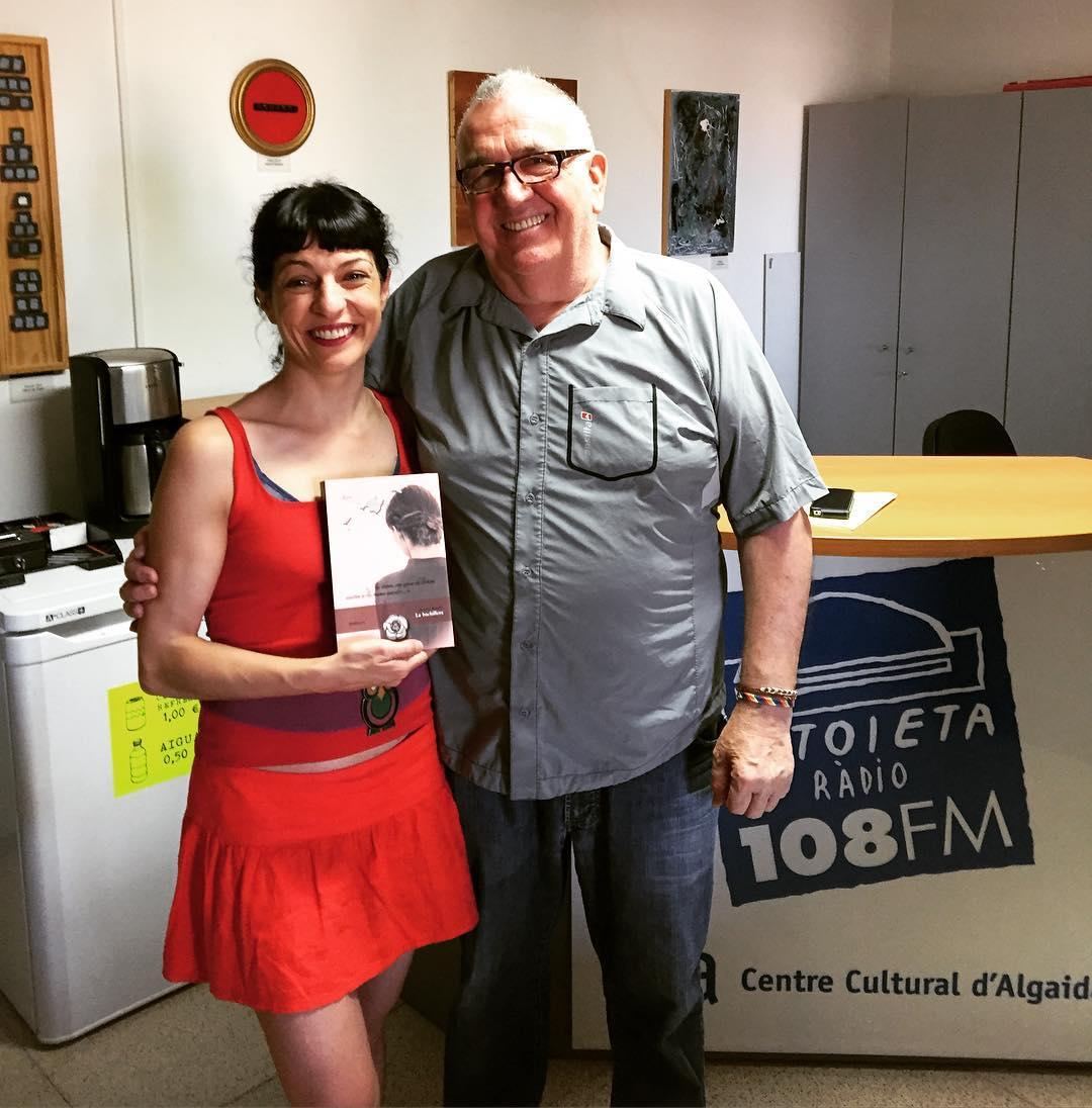 Gran trobada a Titoieta Ràdio!! Visca #algaida