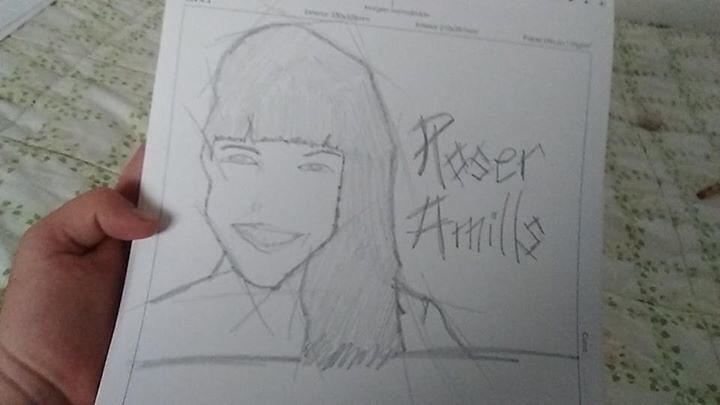 Gracias Francesco por este dibujo!!! :))