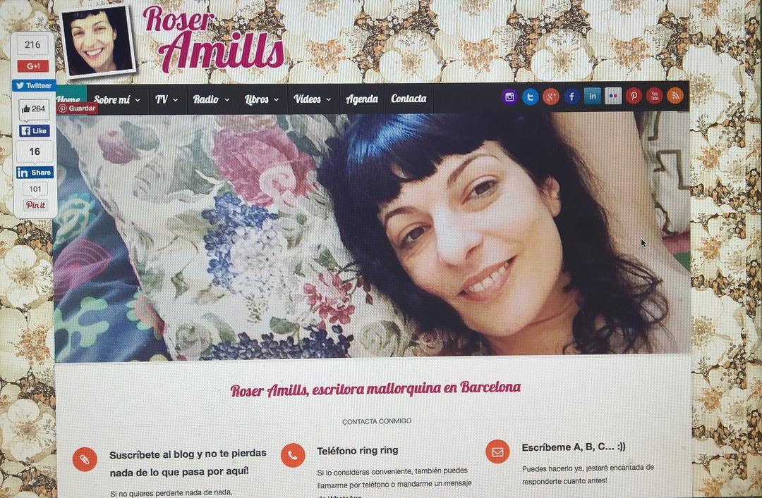 Hay novedades en roseramills.com Entrad e investigad, que la nueva web está llena de sorpresas ;))